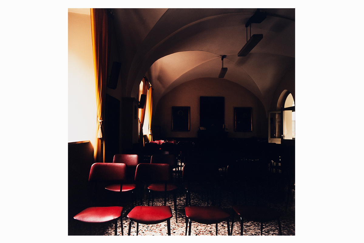 photographic research in a convent 01 by Debora Marcati