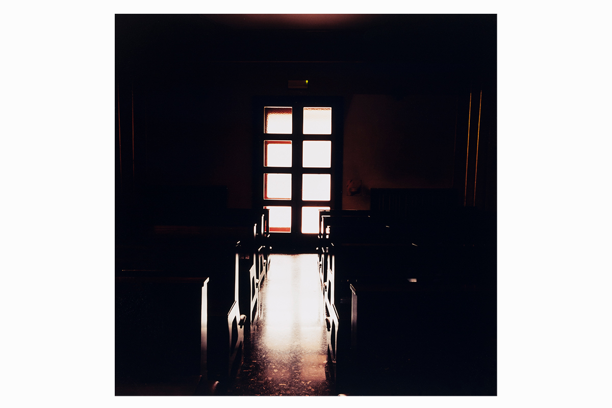 photographic research in a convent 04 by Debora Marcati
